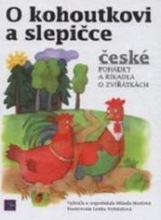 Obálka knihy O kohoutkovi a slepičce - ,