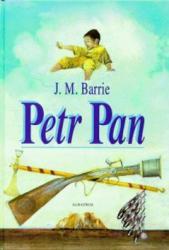 Obálka knihy Petr Pan - ,