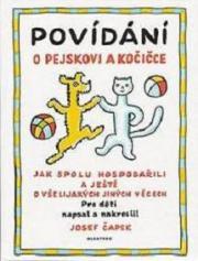 Obálka knihy Povídání o pejskovi a kočičce - ,
