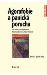 Obálka knihy Agorafobie a panická porucha - Portál, 2008