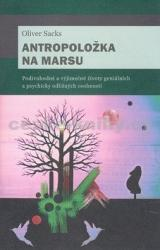 Obálka knihy Antropoložka na Marsu  - Šavrda Jan - Dybbuk, 2009