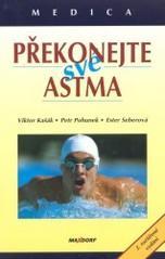 Obálka knihy Překonejte své astma - MAXDORF, 1997