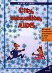 Obálka knihy City, sexualita, AIDS - Portál, 2000
