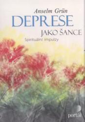 Obálka knihy Deprese jako šance - ,