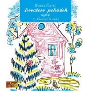 Obálka knihy Devatero pohádek - ,