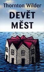 Obálka knihy Devět měst - ,