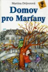 Obálka knihy Domov pro Marťany - ,