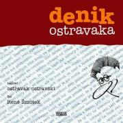 Obálka knihy Denik ostravaka - ,
