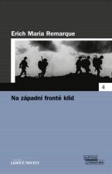 Obálka knihy Na západní frontě klid - ,
