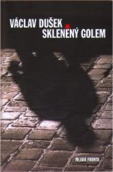 Obálka knihy Skleněný golem - ,