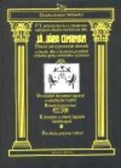 Obálka knihy Já, Jára Cimrman - ,