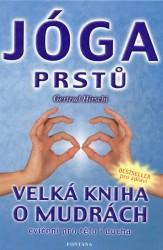 Obálka knihy Jóga prstů  - Fontána, 2002