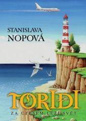 Obálka knihy TORIDI: Za útesem leží svět - ,