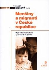 Obálka knihy Menšiny a migranti v České republice - Portál, 2001
