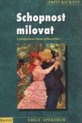 Obálka knihy Schopnost milovat - Portál, 2009