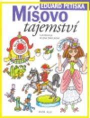 Obálka knihy Míšovo tajemství - ,