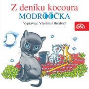 Obálka knihy Z deníku kocoura Modroočka - ,