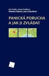 Obálka knihy Panická porucha a jak ji zvládat - Galén, 2006