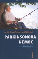 Obálka knihy Parkinsonova nemoc - Maxdorf, 2009