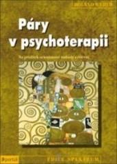 Obálka knihy Páry v psychoterapii  - Portál, 2007