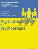 Obálka knihy Psychiatria a psychoterapia - Vydavateľstvo F, 2005