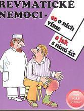 Obálka knihy Revmatické nemoci : co o nich víme a jak s nimi žít - Grada, 1997