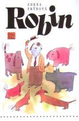 Obálka knihy Robin - ,