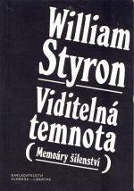 Obálka knihy Viditelná temnota  - ,