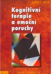 Obálka knihy Kognitivní terapie a emoční poruchy - ,