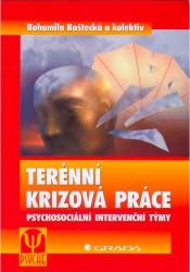 Obálka knihy Terénní krizová práce : psychosociální intervenční týmy - Grada, 2005
