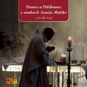 Obálka knihy Vánoce a Velikonoce v úvahách Tomáše Halíka - ,
