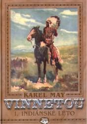 Obálka knihy Vinnetou - ,
