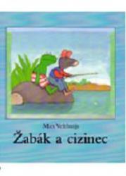 Obálka knihy Žabák a cizinec - ,