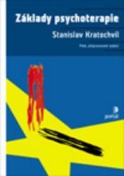 Obálka knihy Základy psychoterapie - Portál, 2006