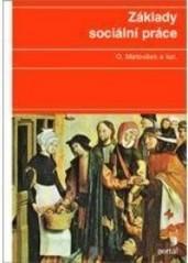 Obálka knihy Základy sociální práce - Portál, 2007