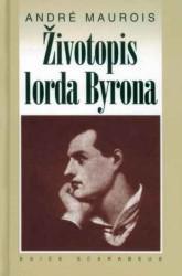 Obálka knihy Životopis lorda Byrona - ,