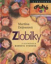 Obálka knihy Zlobilky - ,